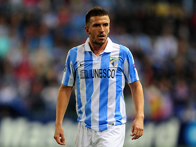 Ignacio Camacho si-a prelungit contractul cu Malaga