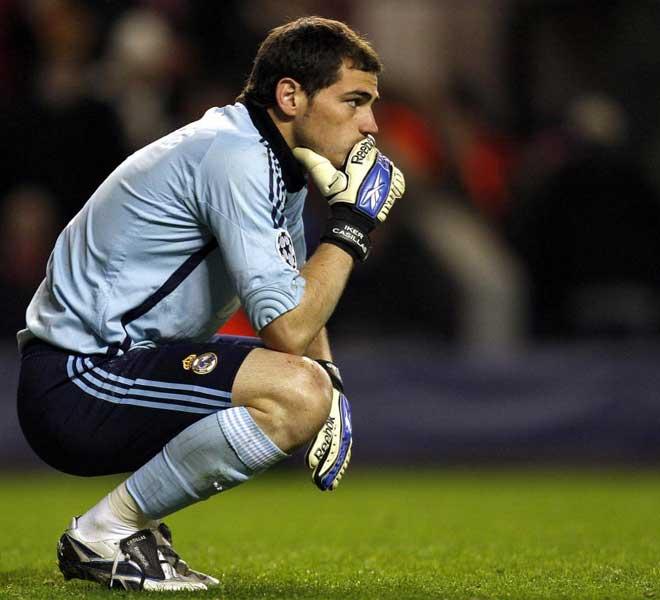 AS Monaco, cu ochii pe Casillas