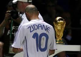 Zidane, refuzat la naţionala Franţei!