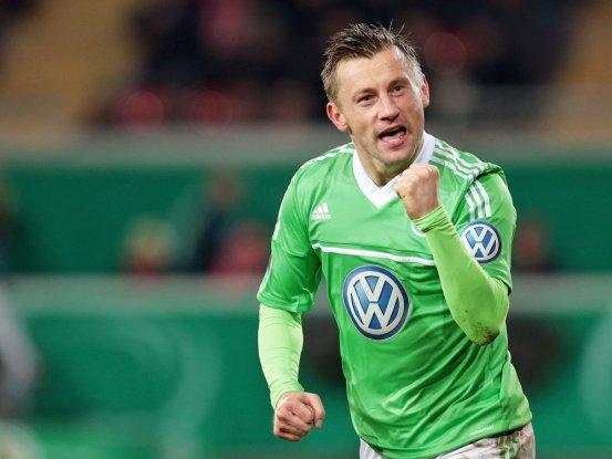 Olic la Wolfsburg pana in 2016