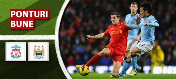 Liverpool vs Manchester City – Premier League – Analiza si pronostic