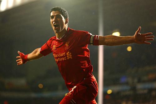 Manchester City, pe urmele lui Suarez