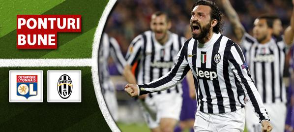 Lyon vs Juventus – Europa League – Analiza si pronostic