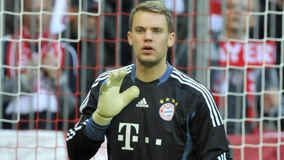 Emotii pentru Bayern