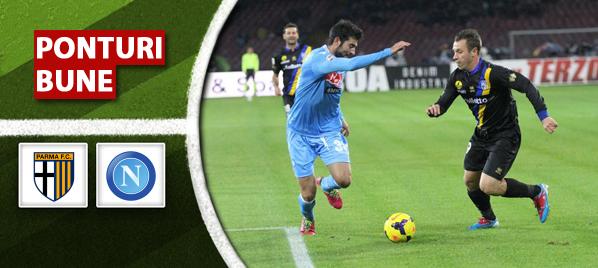 Parma vs Napoli – Serie A – Analiza si pronostic