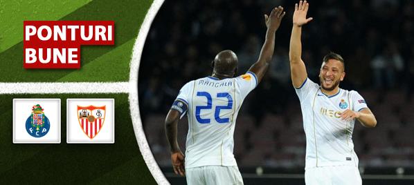 Porto vs Sevilla – Europa League – Analiza si pronostic