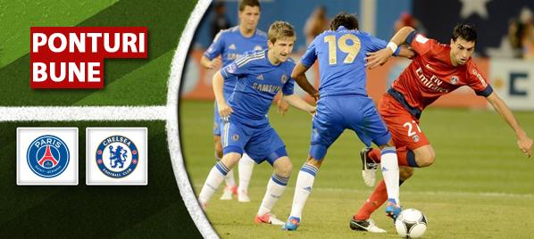 PSG vs Chelsea – Liga Campionilor – Analiza si pronostic