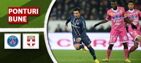 PSG vs Evian – Ligue 1 – Analiza si pronostic