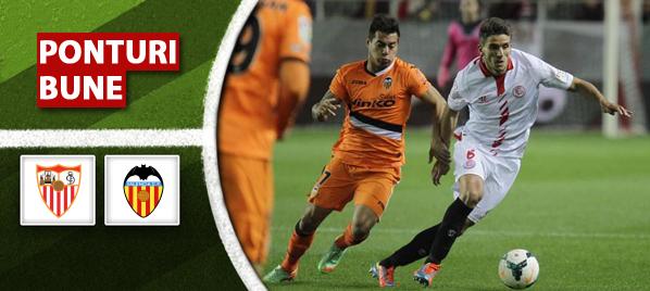 Sevilla vs Valencia – Europa League – Analiza si pronostic
