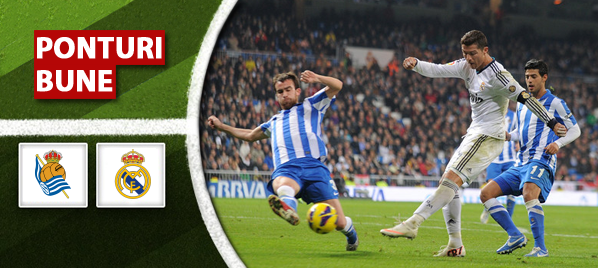 Real Sociedad vs Real Madrid – Primera Division – Analiza si pronostic