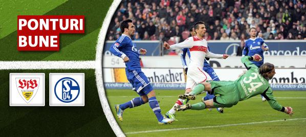 Stuttgart vs Schalke – Bundesliga – Analiza si pronostic