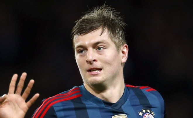 Kroos, dorit de van Gaal la Manchester