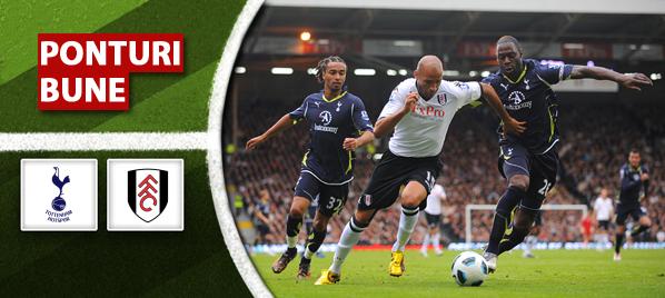Tottenham vs Fulham – Premier League – Analiza si pronostic