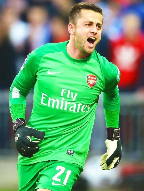 Southampton ar putea fi viitoarea destinatie a lui Fabianski