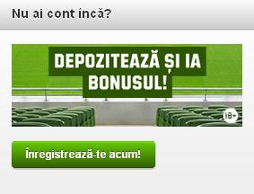 Unibet: Un penalty iti aduce o rambursare de pana la 125 RON!