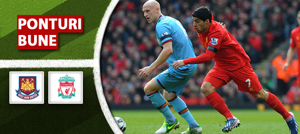 West Ham vs Liverpool – Premier League – Analiza si pronostic