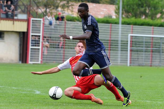 Dortmund vrea un junior de la Marseilles