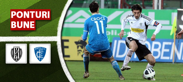 Cesena vs Empoli – Serie B – Analiza si pronostic