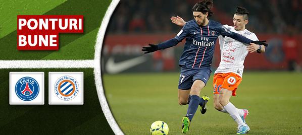 PSG vs Montpellier – Ligue 1 – Analiza si pronostic