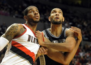 Spurs-Trail-Blazers