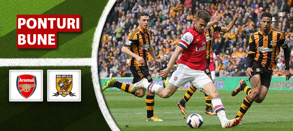 arsenal vs hull