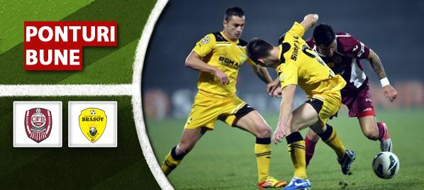 CFR Cluj vs FC Brasov – Liga 1 – Analiza si pronostic