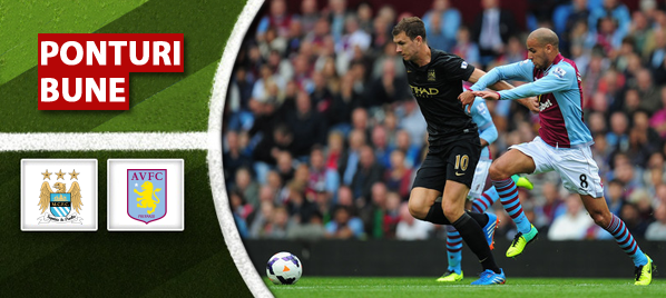 Manchester City vs Aston Villa – Premier League – Analiza si pronostic