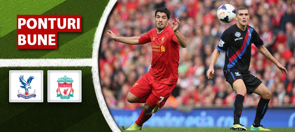 Crystal Palace vs Liverpool – Premier League – Analiza si pronostic