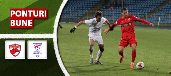 Dinamo vs Sageata – Liga 1 – Analiza si pronostic