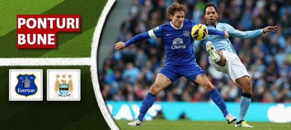 Everton vs Manchester City – Premier League – Analiza si pronostic