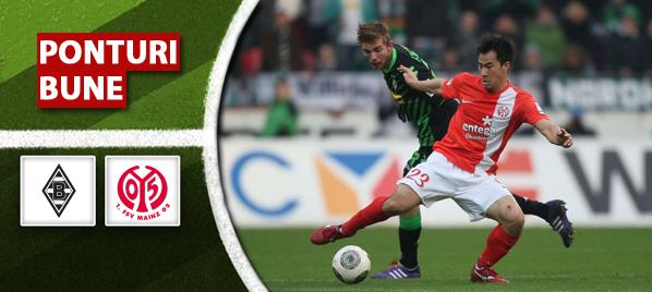 Moenchengladbach vs Mainz – Bundesliga – Analiza si pronostic