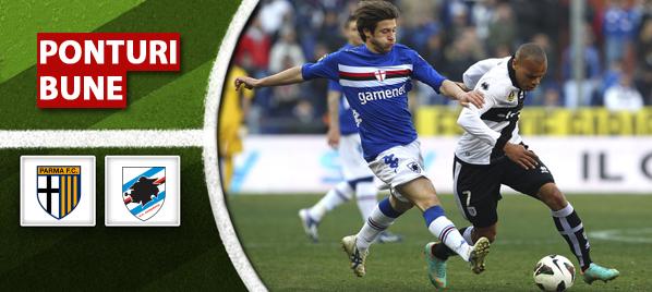 Parma vs Sampdoria – Serie A – Analiza si pronostic