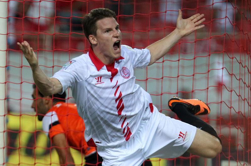 Gameiro poate rata finala Europa League!