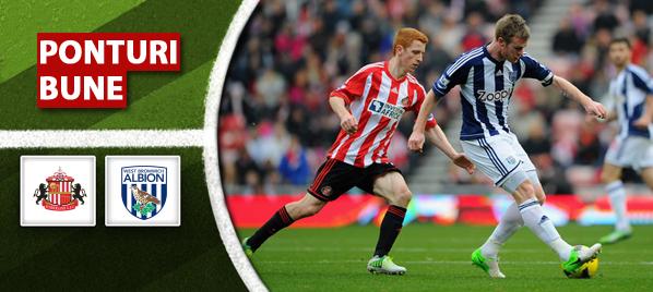Sunderland vs West Brom – Premier League – Analiza si pronostic