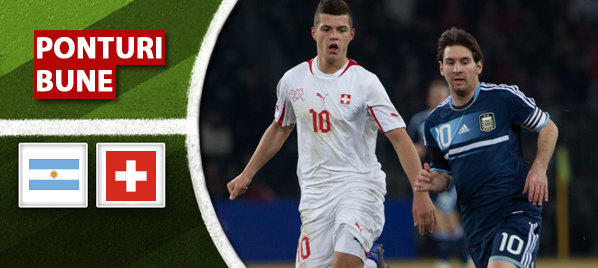 Argentina vs Elvetia – Cupa Mondiala – analiza si pronostic – Soryn