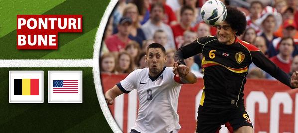 Belgia – SUA – Cupa Mondiala – analiza si pronostic – Soryn