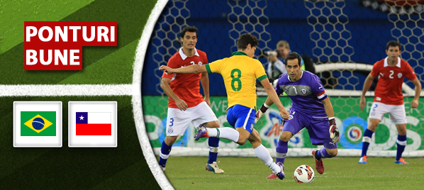 Brazilia vs Chile – Cupa Mondiala – analiza si pronostic – Soryn