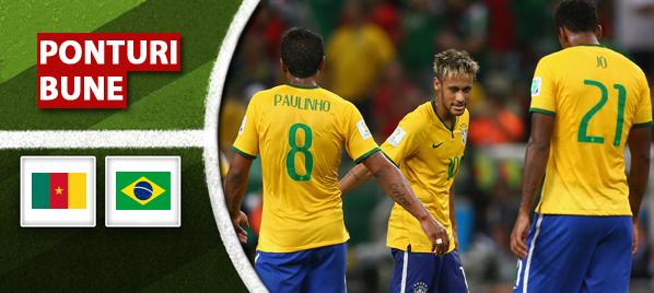 Rezumate Cupa Mondiala: Camerun – Brazilia 1-4