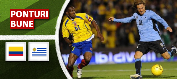 Columbia vs Uruguay – Cupa Mondiala – analiza si pronostic – Radu