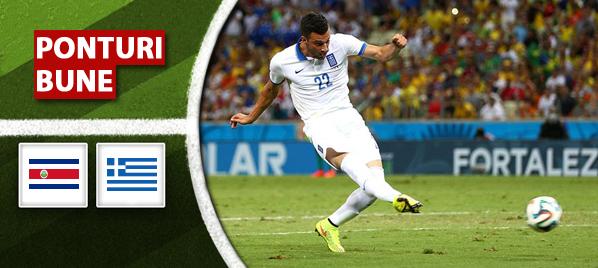 Costa Rica vs Grecia – Cupa Mondiala – analiza si pronostic – Soryn