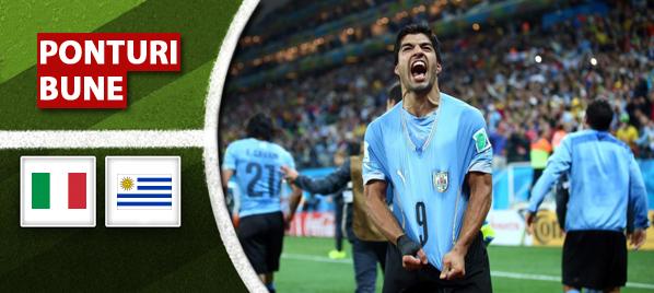 Italia vs Uruguay – Cupa Mondiala – analiza si pronostic – Radu