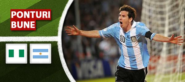 Nigeria vs Argentina – Cupa Mondiala – analiza si pronostic – Soryn