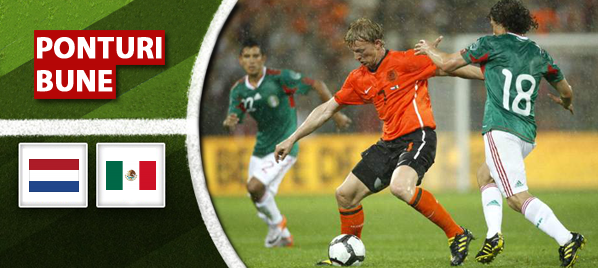 Rezumate Cupa Mondiala: Olanda – Mexic 2-1