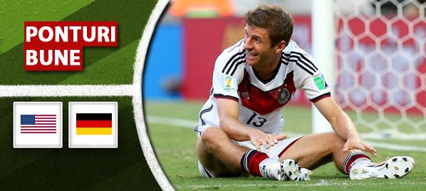 SUA vs Germania – Cupa Mondiala – analiza si pronostic – Soryn