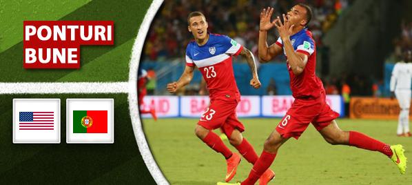 Rezumate Cupa Mondiala: SUA – Portugalia 2-2