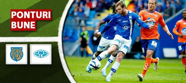 Aalesund vs Molde – Tippeligaen – analiza si pronostic – Radu