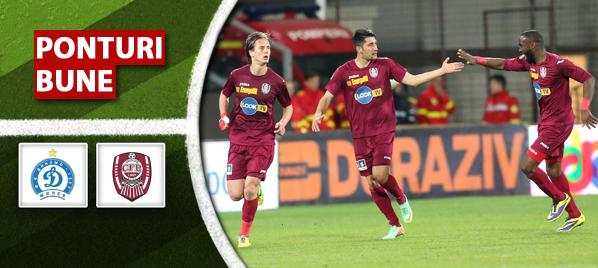 Dinamo Minsk vs CFR Cluj – Europa League – analiza si pronostic – Soryn