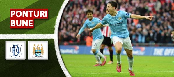 Dundee vs Manchester City – amical – analiza si pronostic – Radu
