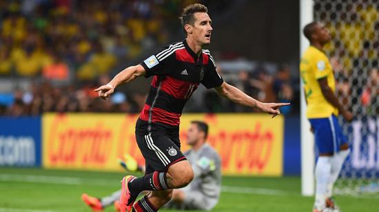 Brazilia – Germania, victoria a 12 ani