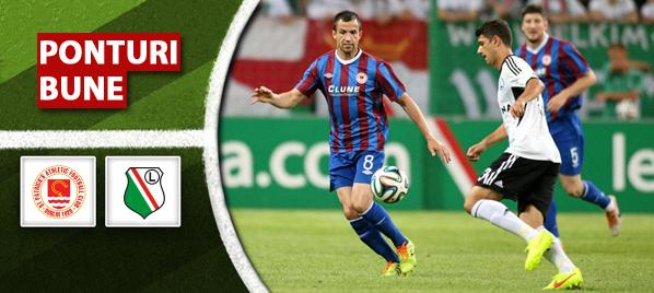 St. Patrick's vs Legia Varsovia – Champions League – analiza si pronostic – Radu